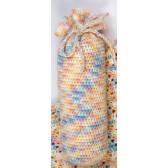 Kruikenzak handgemaakt multicolor - Handmade by