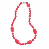 Bijtketting Chewelry Marilyn scarlet red - Smartmama