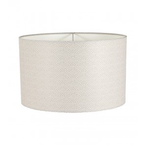 Hanglamp Rond Beige Waves - Little Dutch