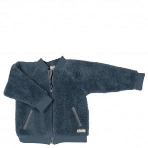 Jas Montana jeans blue / grey maat 62 / 68 - Koeka