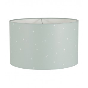 Hanglamp Rond Little Stars Mint - Little Dutch