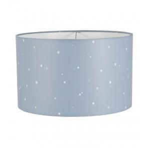 Hanglamp Rond Little Stars Blue - Little Dutch