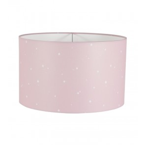 Hanglamp Rond Little Stars Pink - Little Dutch