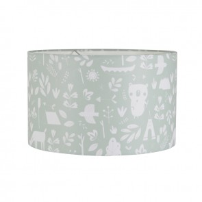 Hanglamp Rond Adventure Mint - Little Dutch