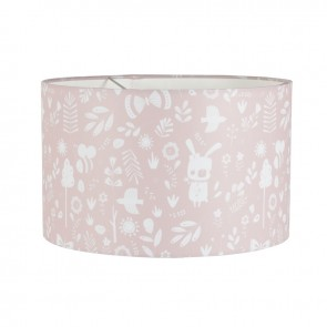 Hanglamp Rond Adventure Pink - Little Dutch