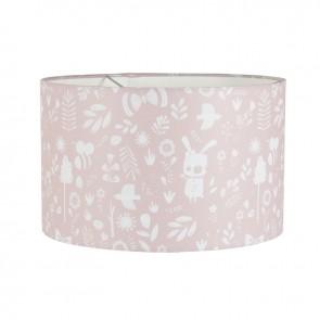 Hanglamp Rond Adventure Pink - Little Dutch