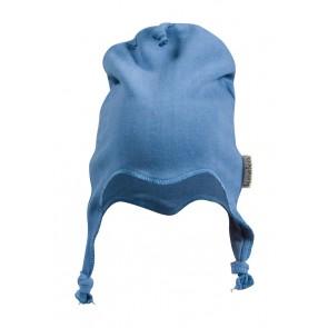Koeka mutsje tibet soft cobaltblue maat 62/68
