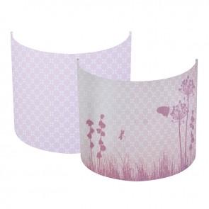 Wandlamp Silhouette Sweet Pink - Little Dutch
