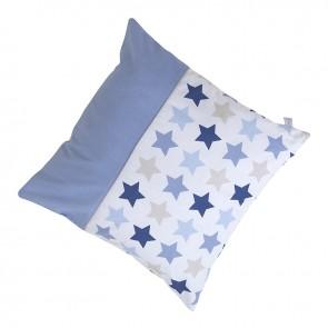Sierkussen Mixed Stars Blue - Little Dutch