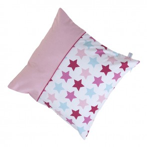 Sierkussen Mixed Stars Pink - Little Dutch