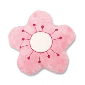 Kussen teddy bloem Akimi Candy - Baby Boum