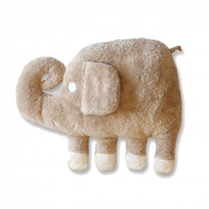 Knuffeldier olifant Badgi Crunch - Baby Boum