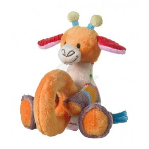 Giraffe Giro Rattle - Happy Horse