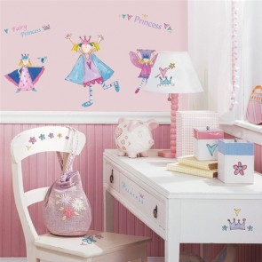 Muurstickers Fairy Princess - RoomMates