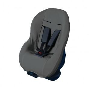 Hoes voor Autostoel groep 1 donkergrijs - Aerosleep