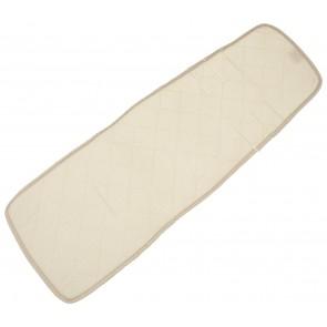 Anti zweet inleg voor autostoel groep 1 beige - Aerosleep