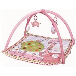 Speelkleed Pink Giraffe - K-nuffel