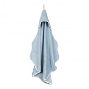 Badcape badstof Rome XL Soft Blue - Koeka