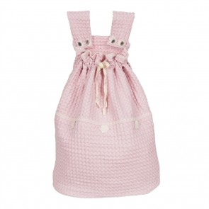 Boxzak Wafel Amsterdam Old Baby Pink - Koeka