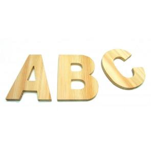 Letters van hout - Letter & Co