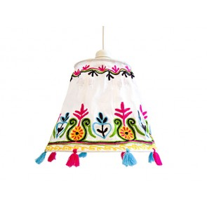 Folklore lamp wit - global affairs