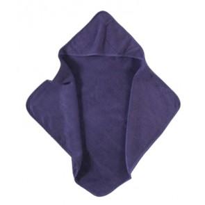 Badcape badstof paars - Jollein