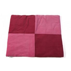 Boxkleed Blok fuchsia / rose 85x105cm - Jollein