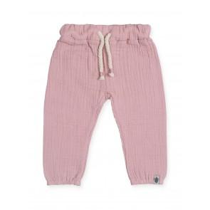 Broekje Cotton Wrinkled Pink - Jollein