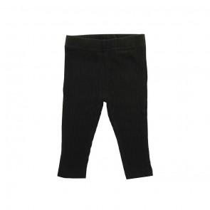 Legging Rib Black - Jollein