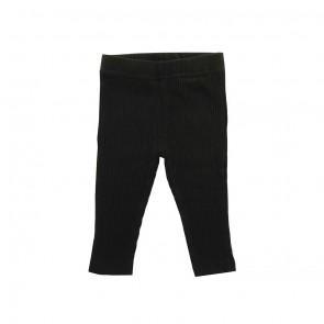 Legging Rib Black - Jollein