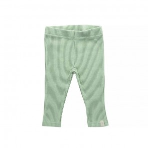 Legging Rib Forest Green - Jollein