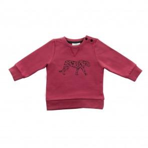 Truitje Leopard Maroon Red - Jollein