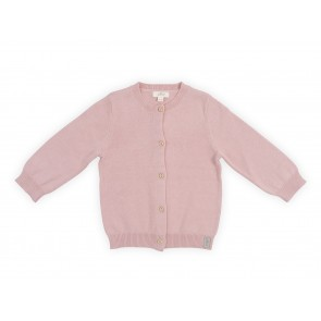 Vestje Pretty Knit Blush Pink - Jollein