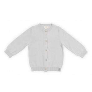 Vestje Pretty Knit Soft Grey - Jollein