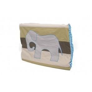 Pep & Juul aankleedkussenhoes The Elephant