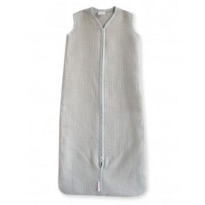 Slaapzak Wafel Lichtgrijs 110 cm - Cottonbaby