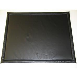 Boxdek 75 x 94 zwart uni - Cools Petito